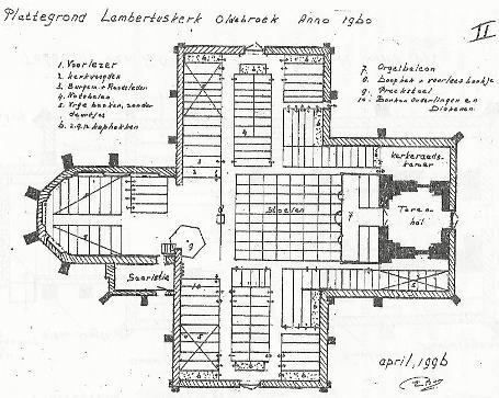 plattegrond1960
