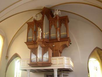 Orgel N H Kerk