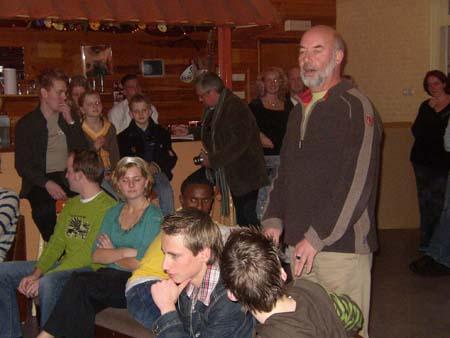 Fizzion vrijwilligersgroep 2006 gemeente Oldebroek